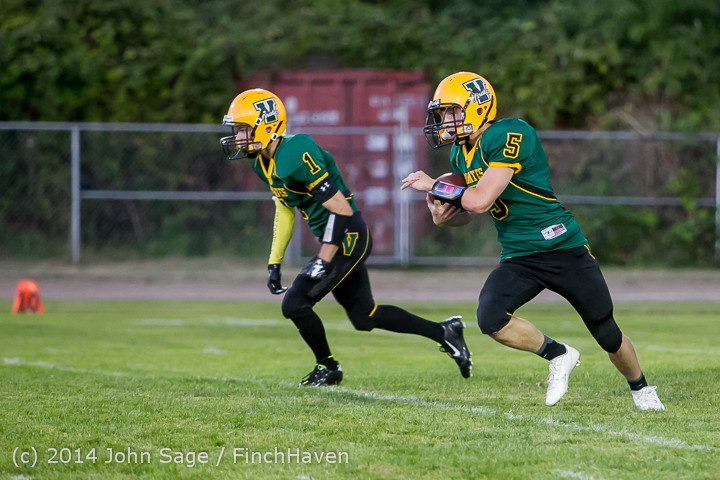 4661 Football v Port-Angeles 091214