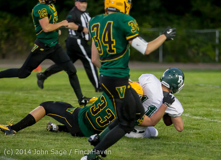 4703 Football v Port-Angeles 091214