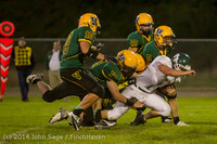 5034 Football v Port-Angeles 091214