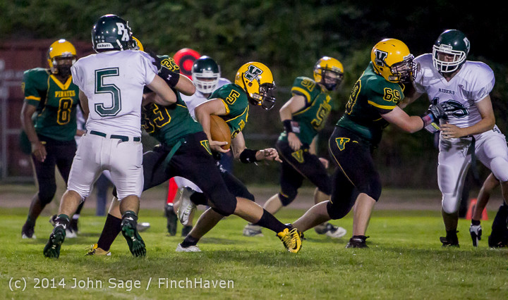 5863 Football v Port-Angeles 091214