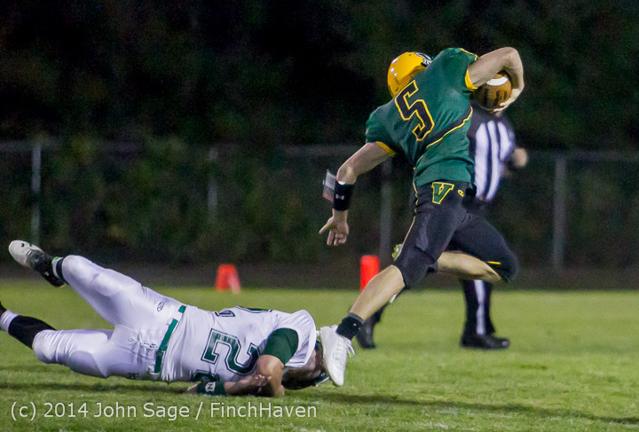 5981 Football v Port-Angeles 091214