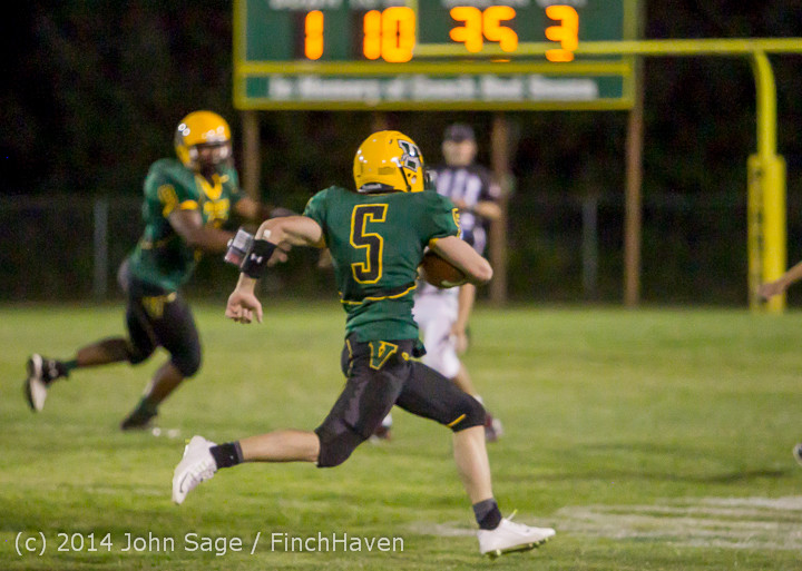 6017 Football v Port-Angeles 091214