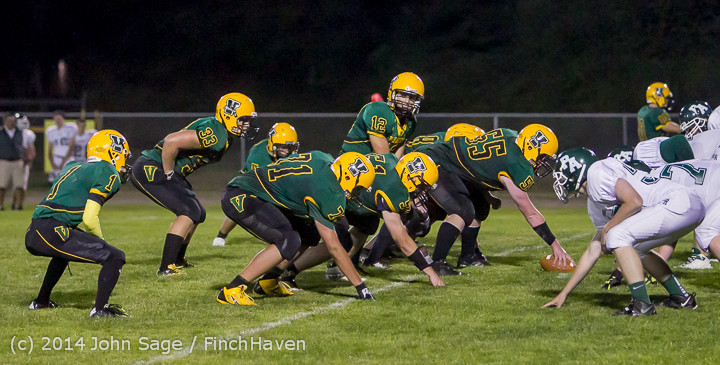 6090 Football v Port-Angeles 091214