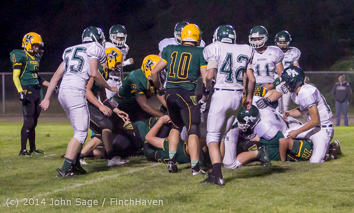 6154 Football v Port-Angeles 091214