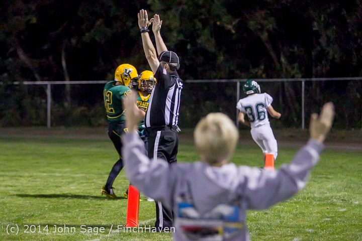 6292 Football v Port-Angeles 091214