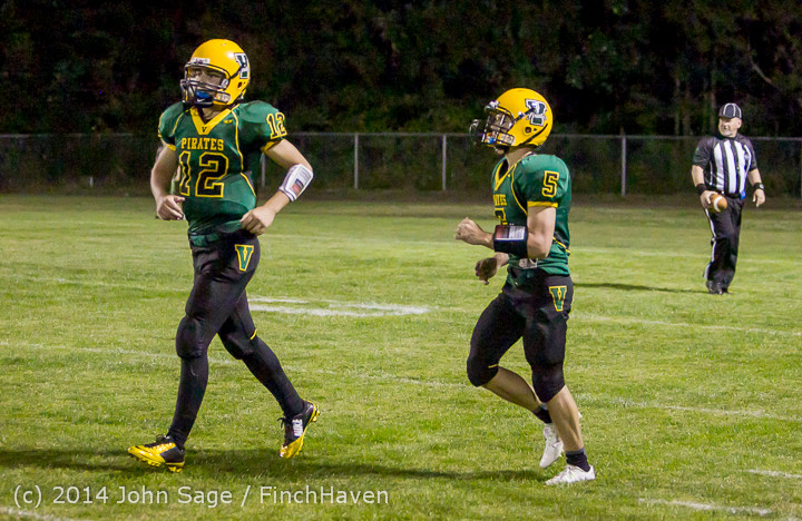 6316 Football v Port-Angeles 091214