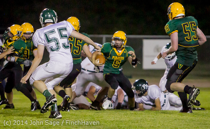 6627 Football v Port-Angeles 091214