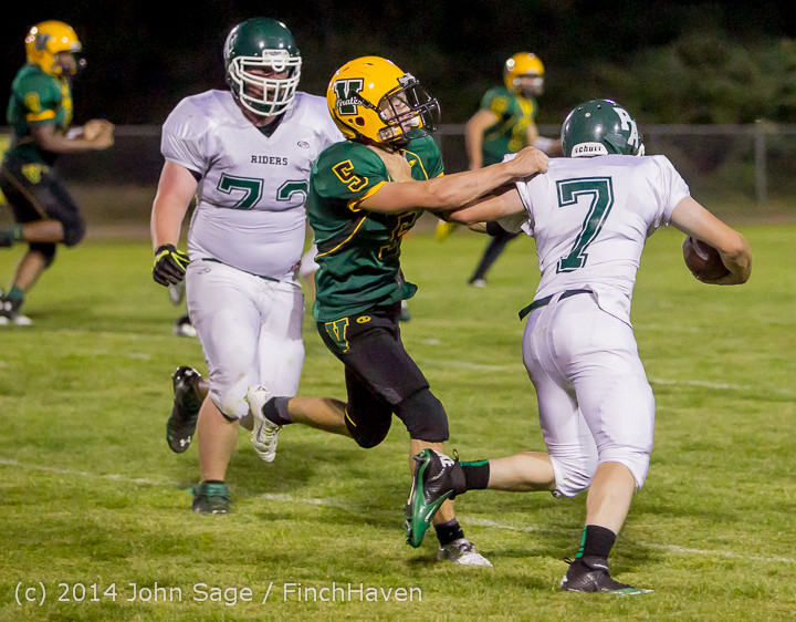 6802 Football v Port-Angeles 091214