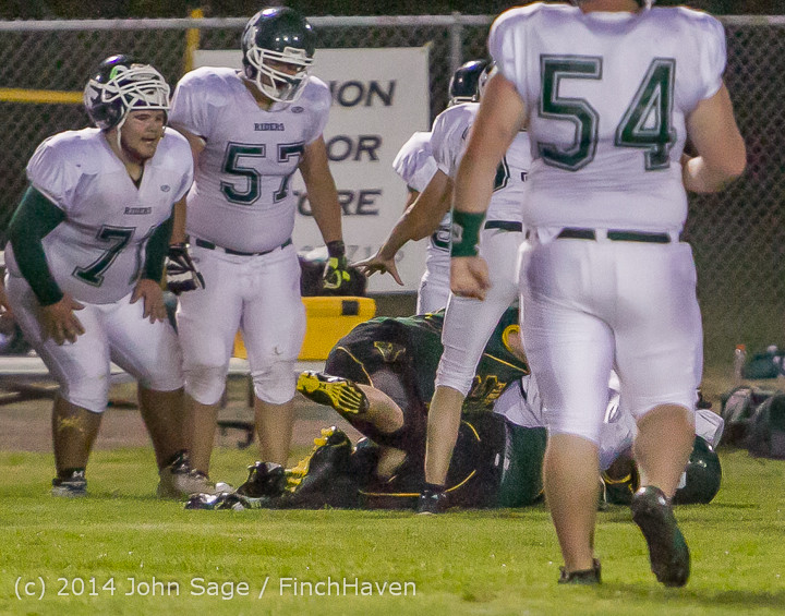 6845 Football v Port-Angeles 091214
