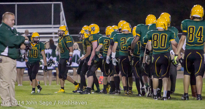 6906 Football v Port-Angeles 091214