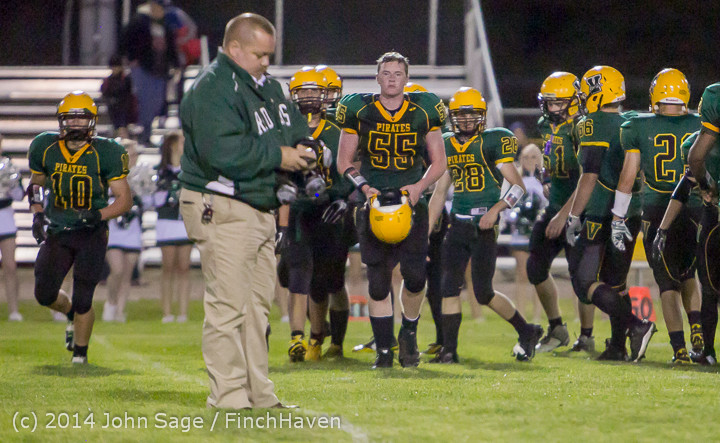 6911 Football v Port-Angeles 091214
