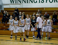 4029 Girls JV Basketball v Coupeville 122215