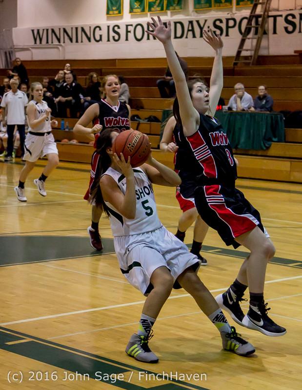 4056 Girls JV Basketball v Coupeville 122215
