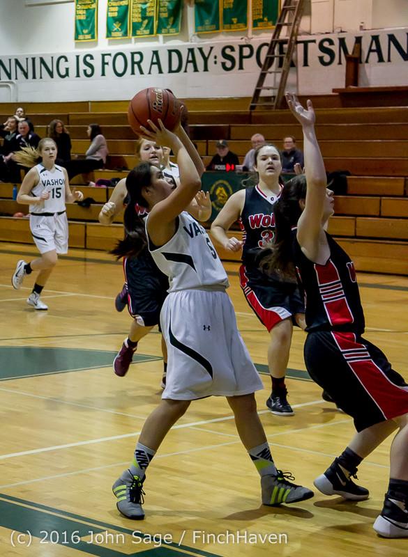 4058 Girls JV Basketball v Coupeville 122215