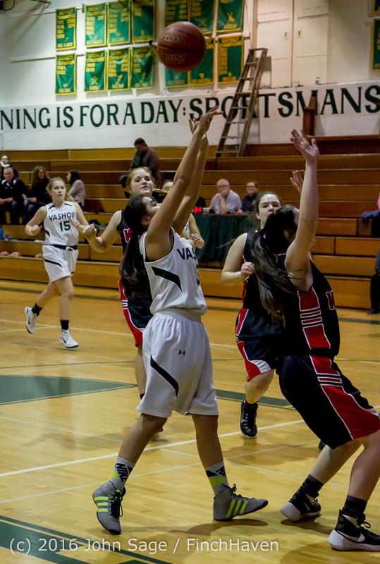 4059 Girls JV Basketball v Coupeville 122215