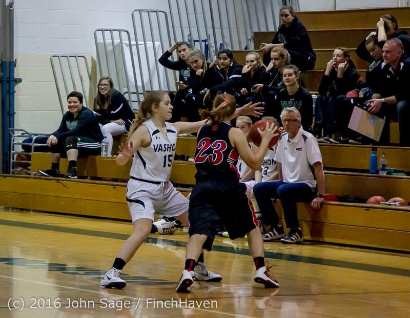 4072 Girls JV Basketball v Coupeville 122215