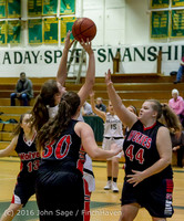 4130 Girls JV Basketball v Coupeville 122215