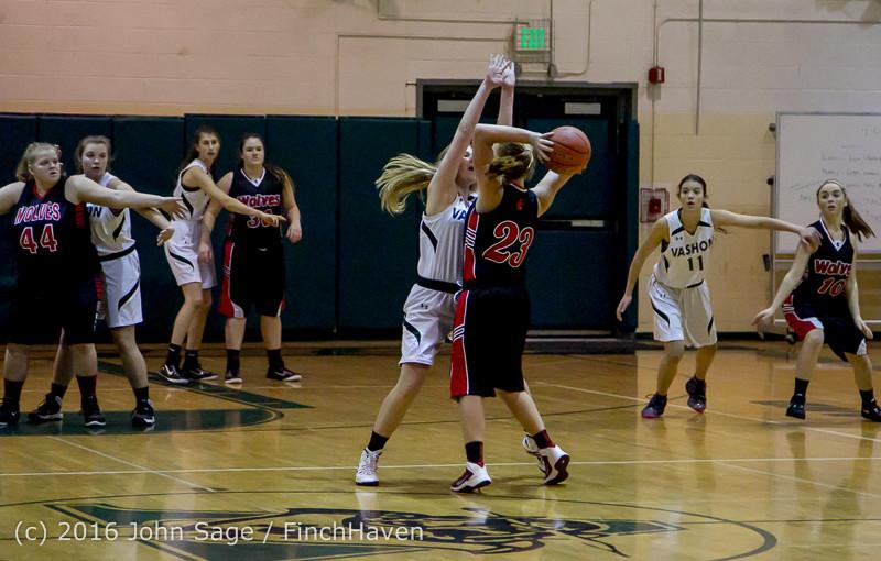 4148 Girls JV Basketball v Coupeville 122215