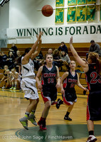 4175 Girls JV Basketball v Coupeville 122215