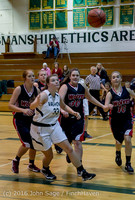 4182 Girls JV Basketball v Coupeville 122215