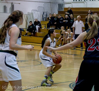 4187 Girls JV Basketball v Coupeville 122215