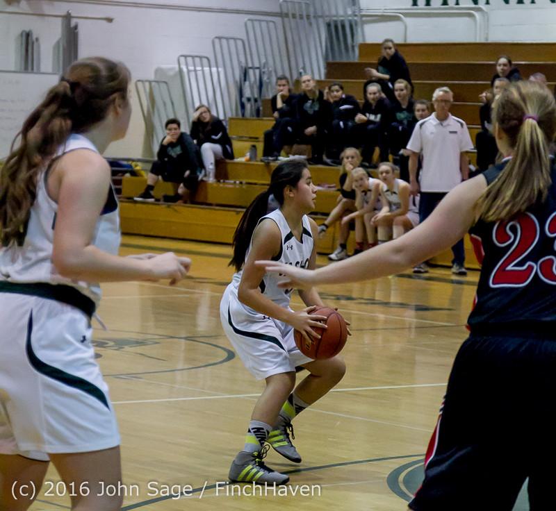 4187 Girls JV Basketball v Coupeville 122215