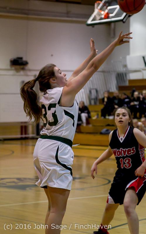 4204 Girls JV Basketball v Coupeville 122215