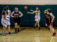 4266 Girls JV Basketball v Coupeville 122215
