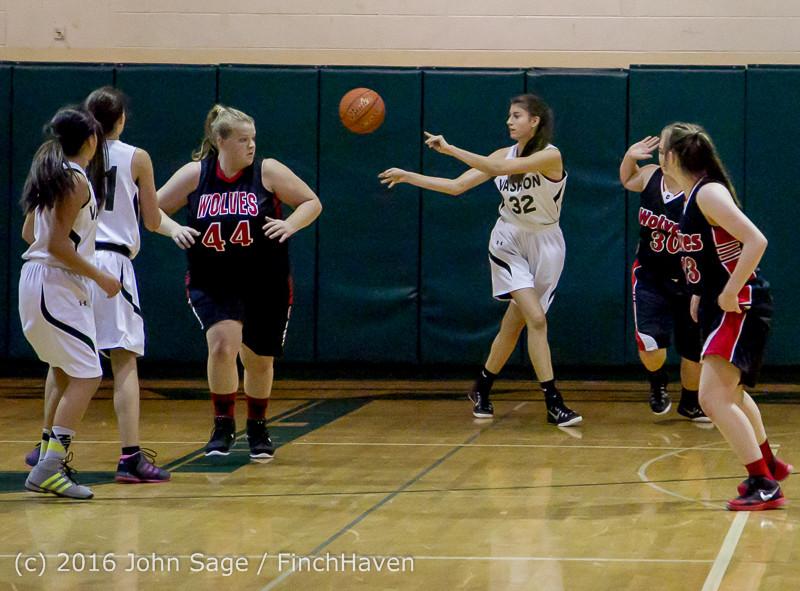 4266 Girls JV Basketball v Coupeville 122215