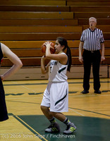 4286 Girls JV Basketball v Coupeville 122215
