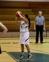 4288 Girls JV Basketball v Coupeville 122215