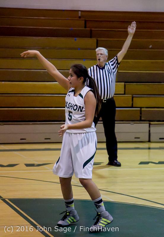 4304 Girls JV Basketball v Coupeville 122215