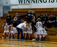4319 Girls JV Basketball v Coupeville 122215