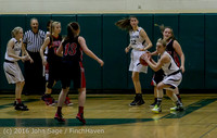 4330 Girls JV Basketball v Coupeville 122215