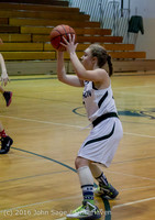 4364 Girls JV Basketball v Coupeville 122215