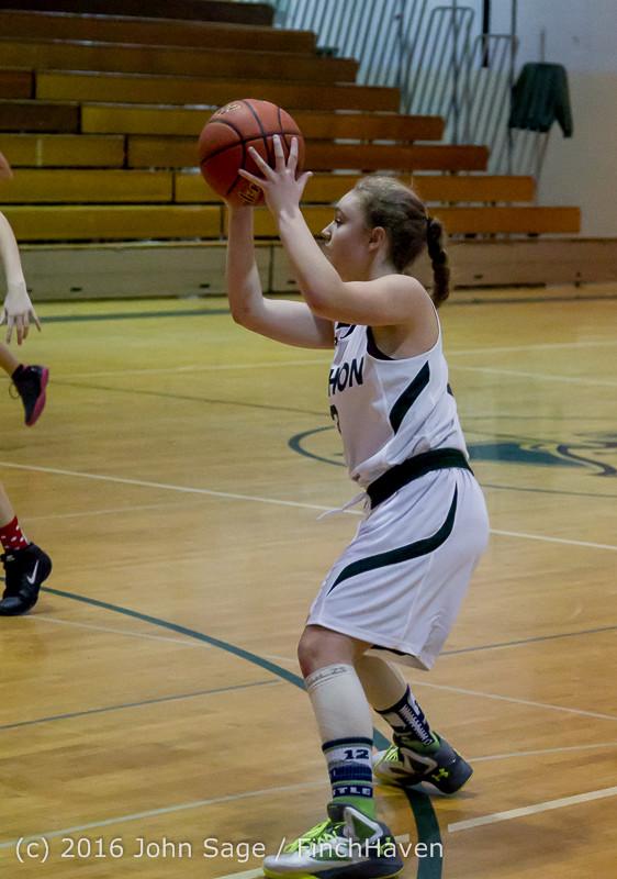 4364 Girls JV Basketball v Coupeville 122215