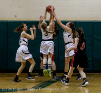 4382 Girls JV Basketball v Coupeville 122215