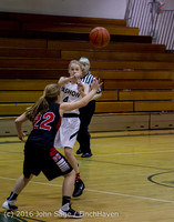 4449 Girls JV Basketball v Coupeville 122215