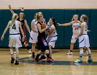 4461 Girls JV Basketball v Coupeville 122215