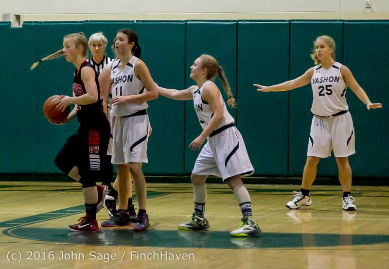 4469 Girls JV Basketball v Coupeville 122215
