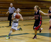 4473 Girls JV Basketball v Coupeville 122215