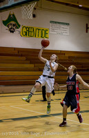 4475 Girls JV Basketball v Coupeville 122215