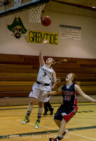 4476 Girls JV Basketball v Coupeville 122215