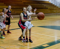 4485 Girls JV Basketball v Coupeville 122215