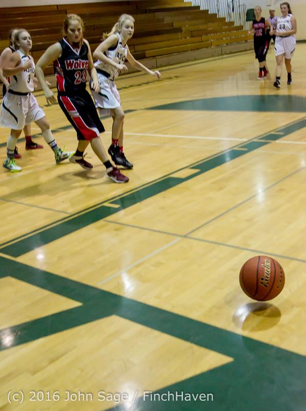 4487 Girls JV Basketball v Coupeville 122215