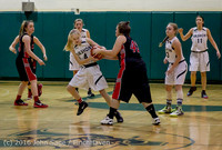 4491 Girls JV Basketball v Coupeville 122215