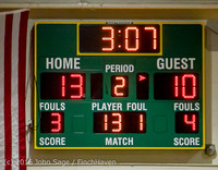 4510 Girls JV Basketball v Coupeville 122215