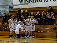 4513 Girls JV Basketball v Coupeville 122215