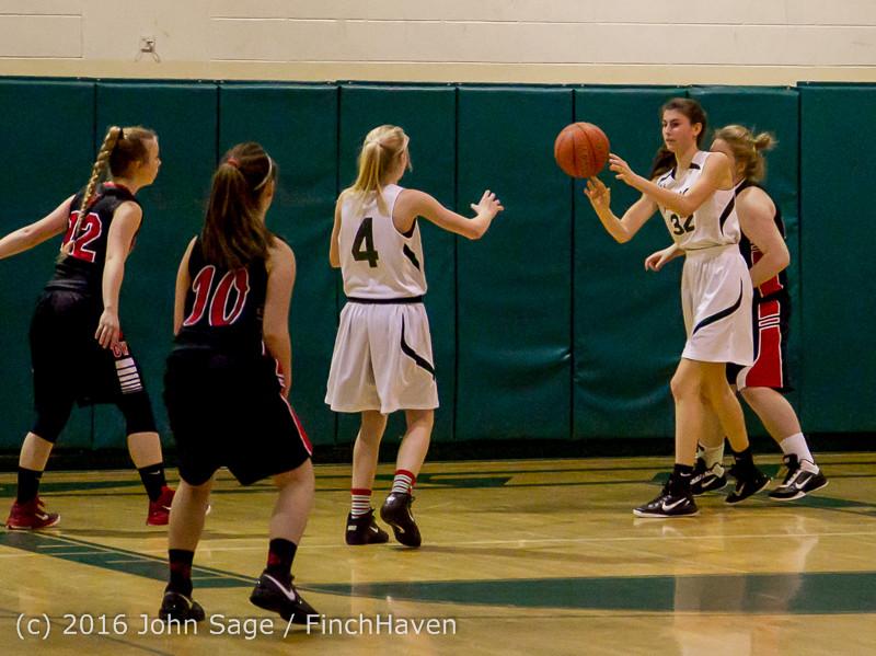 4528 Girls JV Basketball v Coupeville 122215