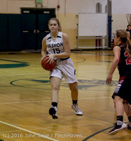 4558 Girls JV Basketball v Coupeville 122215